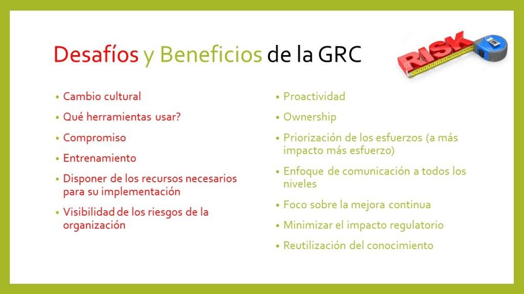 GRC_desafios y beneficios